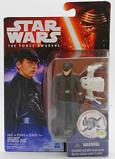 General Hux First Order Star Wars The Force Awakens Figure New MOC Mint On Card!