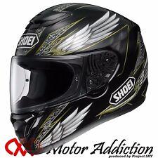 New SHOEI QWEST ASCEND TC-9 GOLD/BLACK Motorcycle Full Face Helmet S M L XL