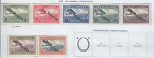 1925Albania. Albanian Stamps.Overprint.Air Mail Stamps.  Hinged
