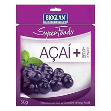 Bioglan Superfoods Acai Berry Plus 50g Nutrients Minerals Antioxidants