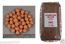 50L Bag ORIGINAL Hydroton GIANT Clay Pebbles Mother Earth Expanded Rock 15-25mm