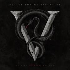 BULLET FOR MY VALENTINE Venom Deluxe Edition CD BRAND NEW Bonus Tracks