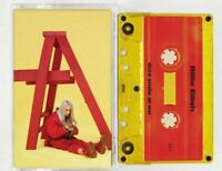 "Billie Eilish ""Don't Smile at Me"" Colored Cassette Tape Limited to 1500 Units"