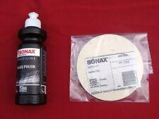 Togli graffi vetri Sonax Profiline Glass Polish  Germany con ossido di cerio