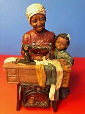 """""""All God's Children"""", Martha Holcombe Figurine, """"Bessie & Corkie"""" #151, (1991)"""