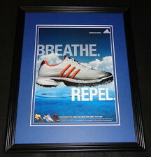 2008 adidas Powerband Sport Shoes Framed 11x14 ORIGINAL Advertisement
