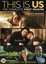 This Is Us Season 1 (DVD)