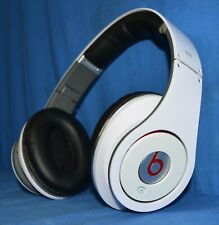 Beats by Dr Dre Studio Wired White (Headphones Only)