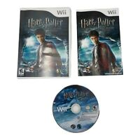 Harry Potter and the Half-Blood Prince (Wii, 2009) CIB Complete - FAST Shipping