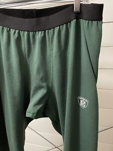 NEW Green Bay Packers Team Issued Workout Pants XXL Reebok On Field Gear