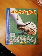 Euro 92 Panini Football sticker album cimplete