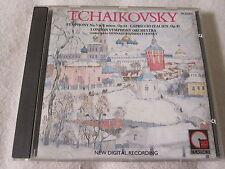 Tchaikovsky Symhony No 5 Capriccio Italien Gennadi Rozhdestvensky CD