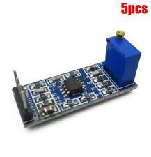 5 Stücke LM358 100 Mal Verstärkung Signal Verstärkerverstärker Betriebsmodul Neu