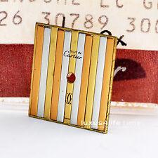 Cartier TANK VERMEIL PM mano Ascensore Sostituzione quadrante Trinity, used-Lusso 4 Life