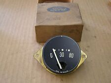 NOS OEM Ford 1949 Dash Oil Pressure Gauge Indicator