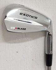 Tour Edge Exotics CBX Forged Blade Irons 3-PW (Stiff/RH) Steel F6518
