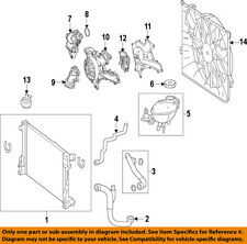 MERCEDES OEM 12-15 ML350 Auxiliary Water Pump 6398350064