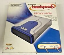 Micro Solutions BackPack External  DVD/CD Rom Drive