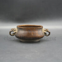 China Antique Collection Copper  Incense Burner Small Accessories