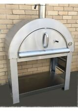 BBQs-R-US charcoal wood fired pizza oven. Roast/smoke/pizza