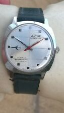 Vantime Super de Luxe Vintage Mens Hand Wind Swiss 17 Jewels Watch