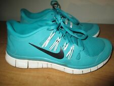Nike Free 5.0 Women's Size 7.5 Running Shoes Green - Super Nice - Fast Ship