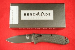 BENCHMADE 575BK-1 MINI PRESIDIO II, AXIS LOCK, CPM-S30V, CF-ELITE KNIFE, NEW