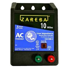 Zareba EAC10M-Z Fuseless Low Impedance AC Powered Electric Fence Energizer, 0.5