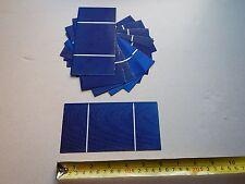 2BB(Buss Bar) 3x6 solar cells (76mm x 156mm) 17.2 EFF. over 2 watts Per/cell