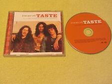 Taste The Best Of Taste 2000 CD Album Blues Classic Rock