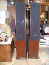 Genesis Advanced Technologies, Inc. APM-1 / Model 6.1 Servo Tower Loud Speakers