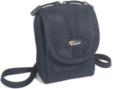 Genuine Lowepro REZO 20 BLACK Compact Digital Camera Universal Bag Pouch Case