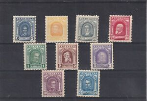 0292 Venezuela MNH ( some toned)  Instruction Nice lot see scan