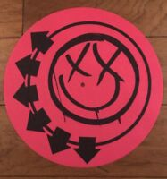 Blink 182 Slipmat Hit Pink All Time Low Fall Out Boy