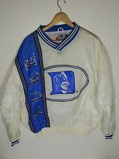 Vintage Duke Authentics Team Sports Pullover Jacket Size M