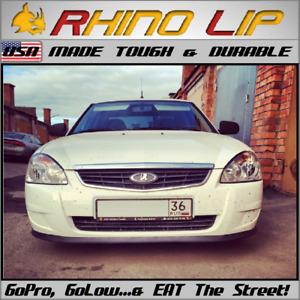 Lancia Y10 Musa Gamma  037 Thema Trevi S4 RhinoLip® Rubber Spoiler Splitter Lip