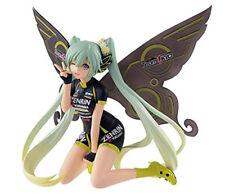 Vocaloid Hatsune Miku Goodsmile Racing & TeamUKYO Racing 2017 PVC Figure No Box