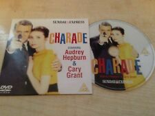 CHARADE Starring Audrey Hepburn & Cary Grant DVD