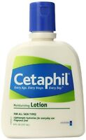 Cetaphil Moisturizing Lotion for All Skin Types 8oz Each