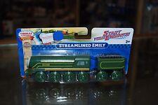 Thomas & Friends Fisher Price Wooden Railway DFW78 * Streamlined Emily