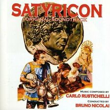 Satyricon (Original Soundtrack), Carlo Rustichelli,Rustichelli Ca, Very Good Sou