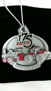 2017 Case IH Christmas Ornament