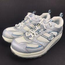 Skechers Shape Ups Walking Shoes Womens 9.5 Toning Fitness 11814