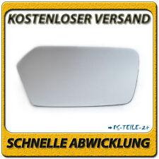 spiegelglas für MERCEDES SL-Klasse R107 71-89 rechts sphärisch beifahrerseite