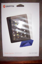 """Griffin Screen Care Kit Tablet Protector Skin Finish Reduce Glare 8""""  - Qty 12"""