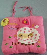 LITTLE SHEEP Cute Appliqued Seat Cushion/Chair Pad BRAND NEW