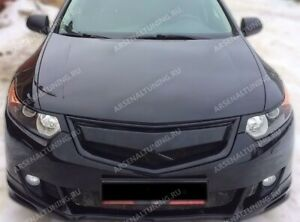 Honda Accord 8 2008 2009 2010 radiator grille Mugen abs with mesh Acura TSX