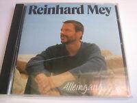 REINHARD MEY - ALLEINGANG - NEU + ORIGINAL VERPACKT!