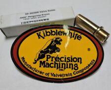 Kibblewhite Mng Brz Intake Valve Guide Std Oem Harley Davidson Pan Shovel Head