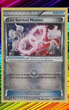 Lien spirituel Mewtwo Reverse - XY8 - 144/162 - Carte Pokemon Neuve Française